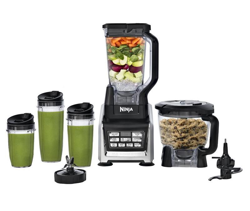 Nutri Ninja Blender and Food Processor $399