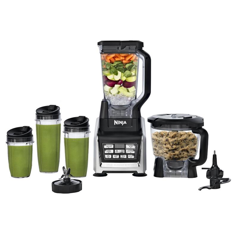 Vitamix Total Nutrition Center Blender 5200 Stainless Brushed