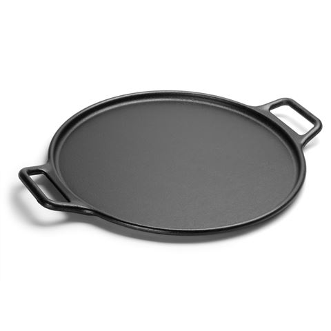 **GIFTED** Cast Iron Pizza Pan $112