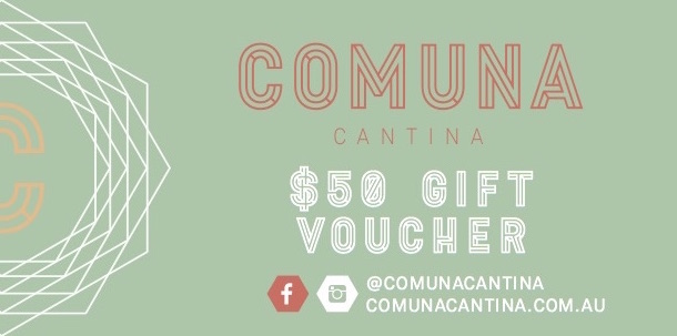 **GIFTED** Dinner Date at Comuna Cantina $50