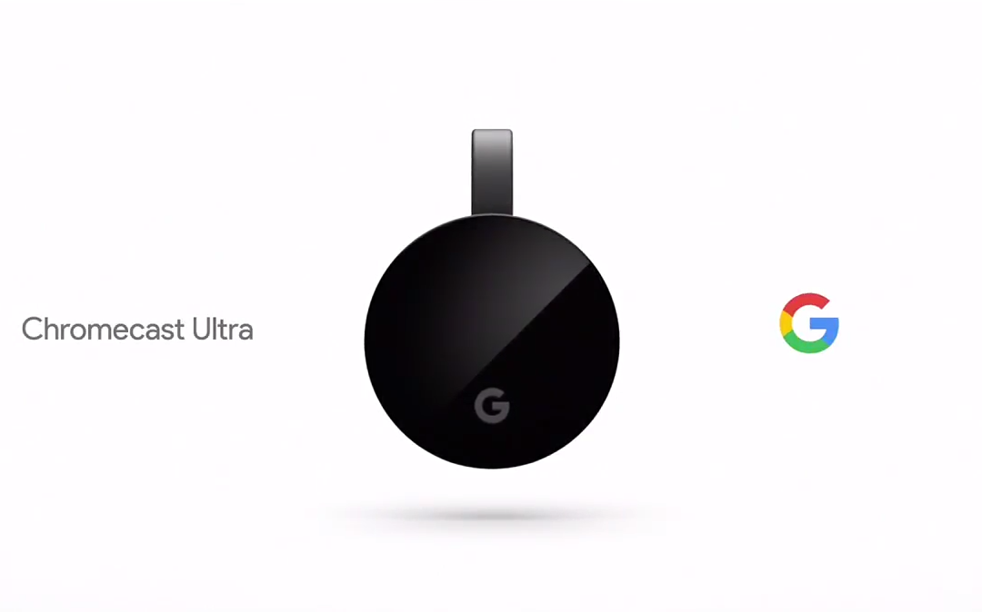 **GIFTED** Chromecast Ultra Device $98